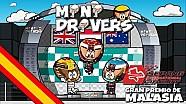 El GP de Malasia 2017 de F1 según Los MiniDrivers