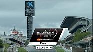 Main event highlights - Blancpain Gt series Endurance Cup 2017