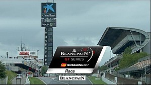 Main event highlights - Blancpain Gt series Endurance Cup 2017
