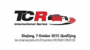 Zhejiang: Qualifying
