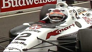IndyCar: Comeback in Portland
