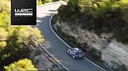WRC - RallyRACC 2017: DJI aerial analysis