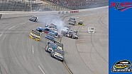 Parker Kligerman takes checkered flag at Talladega