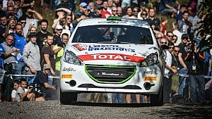 Rally Due Valli | Intervista a Damiano De Tommaso