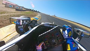 GoPro: Hot lap with Graham Rahal in 4K