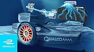 How does a Formula E car have Instant power?