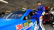 Breakout: 1-on-1 with Kyle Larson at Kansas