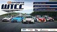 eSports WTCC - Round 9 - Suzuka