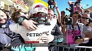 2017 Amerika  GP - Verstappen İçin Podyum Sevinci Çok Kısa Sürdü