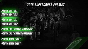Monster Energy Supercross: New qualifying format