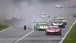 Наживо: Ferrari Challenge North America - Гонка 1