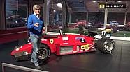 Finali Mondiali | Le Ferrari 126 e 156/85