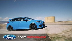 Ken Block tests the Ford Performance drift stick | Ford Performance