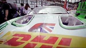 Customer motorsport experience programme
