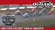World of Outlaws Craftsman sprint cars the Dirt Track at Charlotte November 3rd, 2017 | Highlights