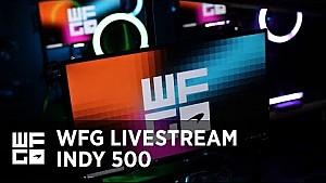 WFG finals | Indy 500 race livestream