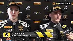 Lamborghini Super Trofeo | Europa, ecco i vincitori!