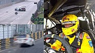 Red flags and crashes during qualifying for Tom Coronel in the FIA WTCC in Macau 2017