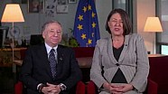 Jean Todt and Violeta Bulc support the World Day of Remembrance for Road Traffic Victims