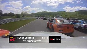 PWC 2017 LRP onboard highlights Henry Schmitt TC car # 87