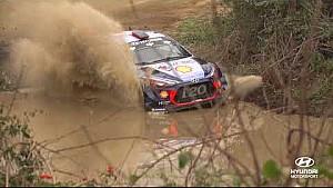 Rally Australia lo mejor en Slow-mo - Hyundai Motorsport 2017