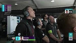 Jaguar Racing à l'E-Prix de Hong Kong