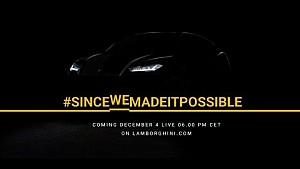 Urus worldwide premiere: making the impossible, possible.
