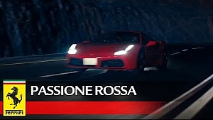 Passione Rossa hero