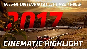 Intercontinental GT Challenge - 2017 highlight