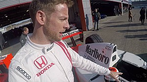 Jenson Button & Co. beim Honda Racing Day
