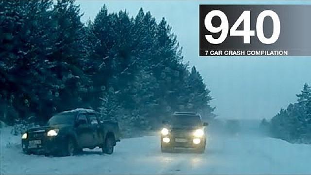 Car crash compilation 940 - December 2017 - General Videos