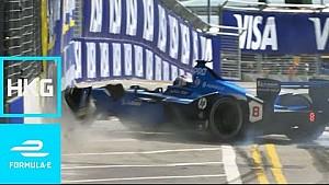 Lo mejor del ePrix de Hong Kong
