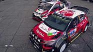 WRC 2017 - DJI: Rally México desde el aire