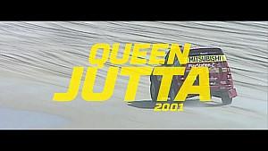 40º aniversario del Dakar - N°32 - 2001: la reina Jutta - Dakar 2018