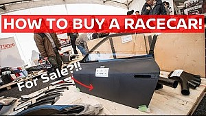 Best January sale ever? Race car and original R32 parts for sale!