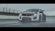 Peugeot presenta el 308TCR