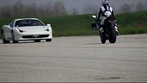 Хто швидший: Energica Ego чи Ferrari, Tesla або BMW?