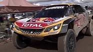 Dakar 2018 - Stage 6 - Mobil/Motor