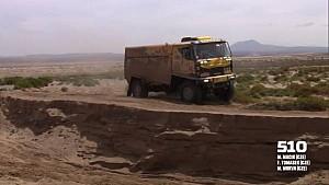 Dakar 2018 - 8. Etap - Kamyon/ATV