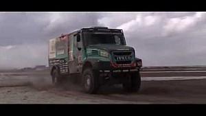 Iveco Dakar 2018 - 14.01.2018 | Uyuni - Tupiza