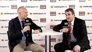 Nigel Mansell - Autosport International
