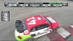 Red Bull GRC Seattle I: Supercar semifinal A