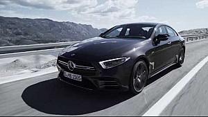 Mercedes-AMG CLS 53  2019 року- Трейлер