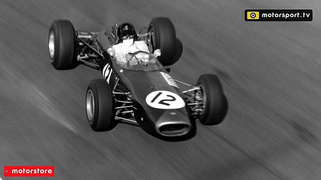Formula 1 Dan Gurney on his great races