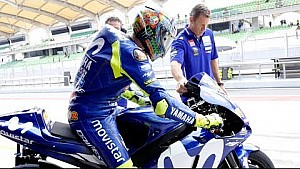 2018 Sepang test - day 1