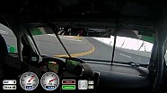 Un tour du circuit de Daytona avec l'Audi d'Andy Lally