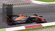 F1 2017 GP1 Türkiye Şampiyonası #8 İtalya GP - CANLI YAYIN
