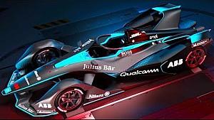 La presentación del Fórmula E 2da generación