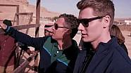 Kristensen e Newgarden scoprono Riyadh