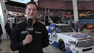 Jordan Anderson anuncia los planes 2018 para  truck series